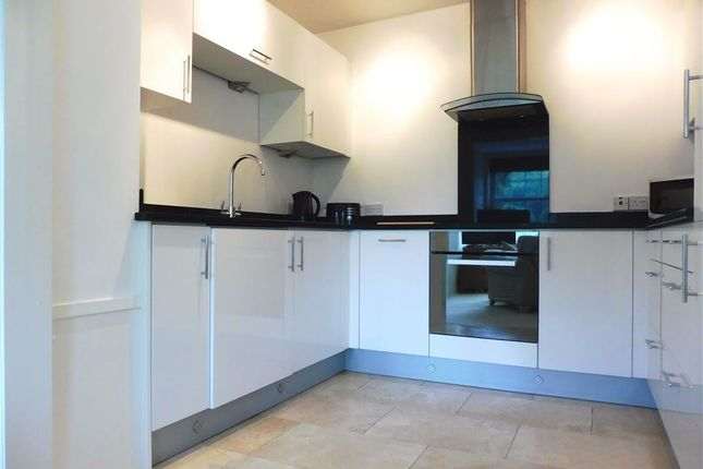 Thumbnail 1 bedroom flat to rent in Cressbrook, Buxton