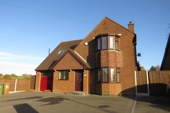 Thumbnail Detached house for sale in Longwood Lane, Walsall