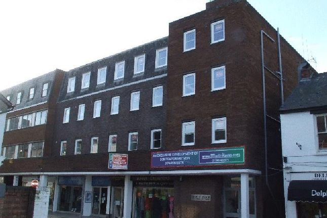 Thumbnail Flat to rent in Cambridge Street, Aylesbury