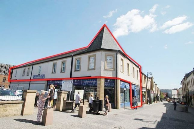Thumbnail Commercial property for sale in 27A, Portland Street, Kilmarnock KA11Jn