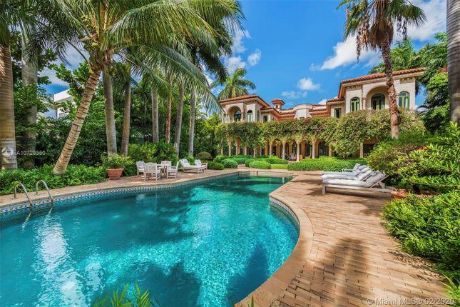 Villa for sale in Miami Beach, Miami-Dade County, Florida, United States
