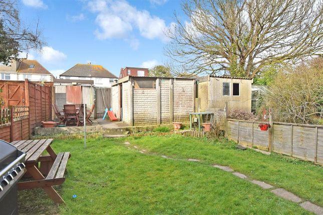 Rear Garden of Mile Oak Road, Portslade, Brighton, East Sussex BN41