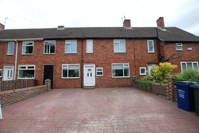 Thumbnail Terraced house to rent in Marlborough Avenue, Gosforth, Newcastle Upon Tyne