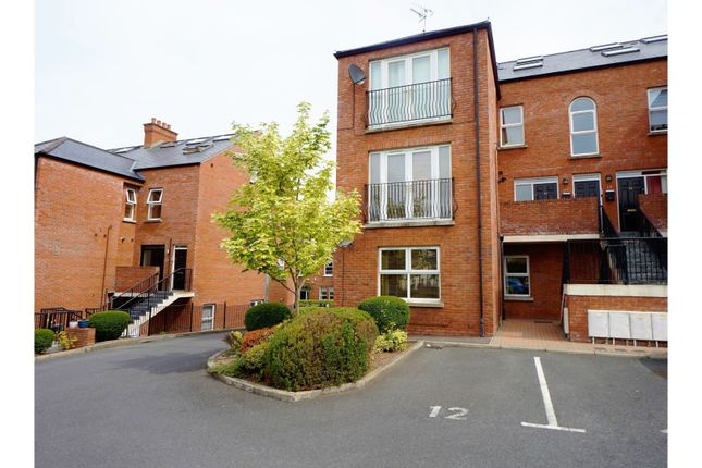 Rear View of Church Court, Holywood BT18