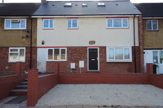 Thumbnail Terraced house to rent in Pershore Place, Coventry