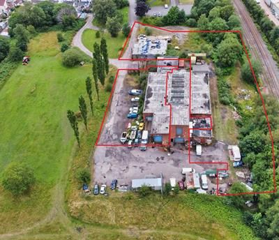 Thumbnail Light industrial for sale in Former Kerndale Premises, Morgan Works, Llanbradach, Caerphilly