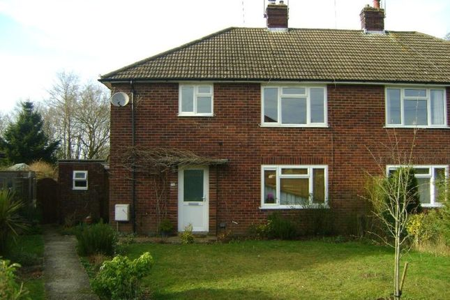 Thumbnail Flat to rent in Admers Crescent, Liphook