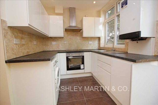 Kitchen of Winchester Avenue, London NW9