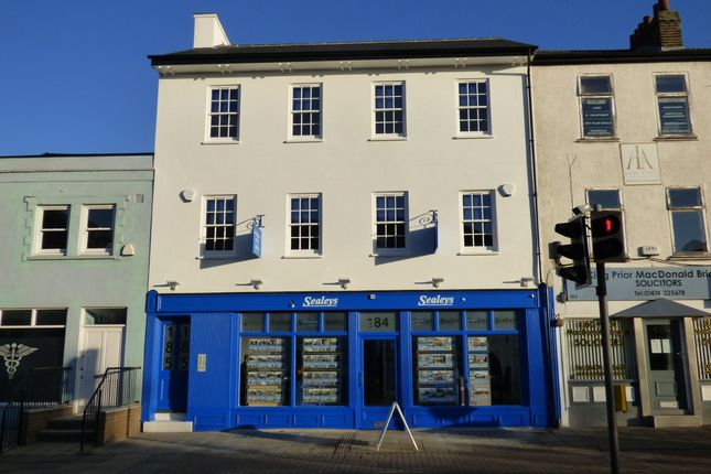 Thumbnail Office to let in Parrock Street, Gravesend, Kent
