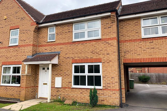 Thumbnail Terraced house to rent in Wilkinson Way, Scunthorpe