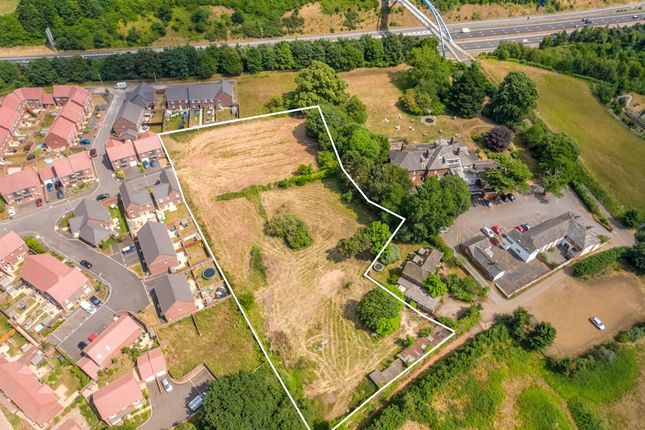 Thumbnail Land for sale in Development Site For 17 Dwellings, Gipsy Lane, Exeter