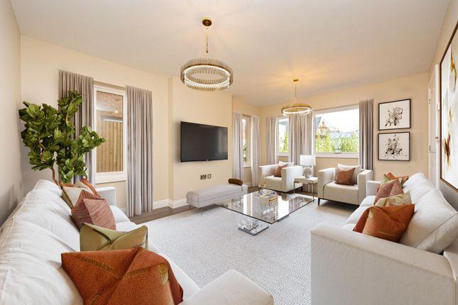 Living Room of Abingworth Mews, Abingworth Crescent, Thakeham RH20