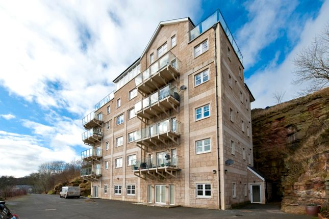 Thumbnail Flat for sale in The Riverview, Edington Mill, Near Chirnside