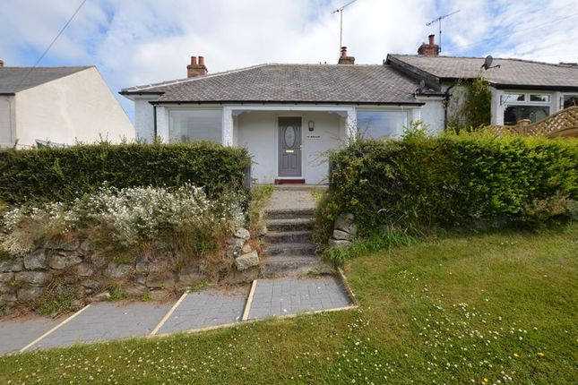 Thumbnail Semi-detached bungalow for sale in Thropton, Morpeth