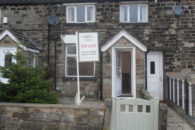 Thumbnail Cottage to rent in Ratcliffe Road, Aspull