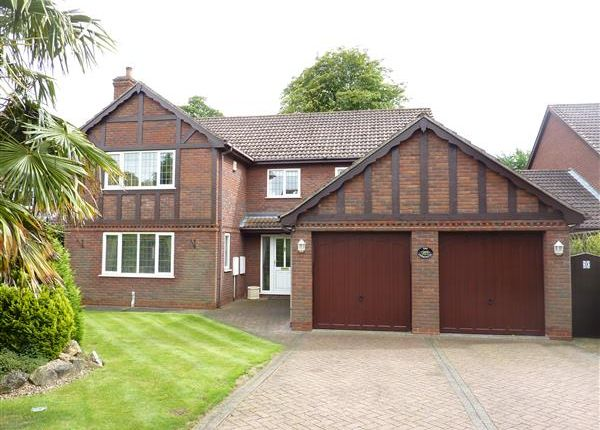 Thumbnail Detached house for sale in Augusta Oaks, Grimsby