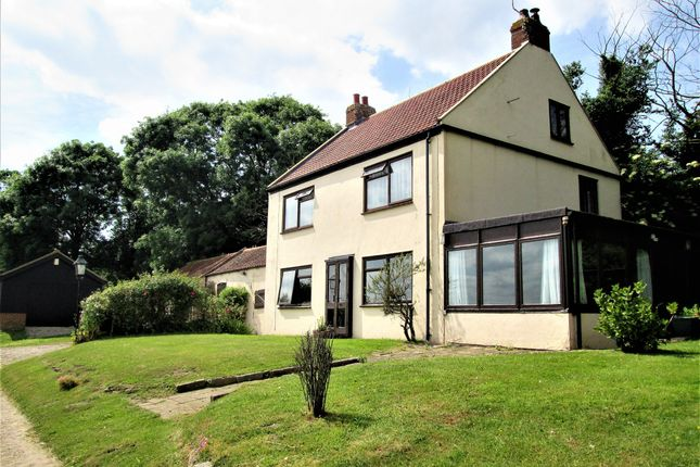 Thumbnail Detached house for sale in Low Road, West Caister, Great Yarmouth