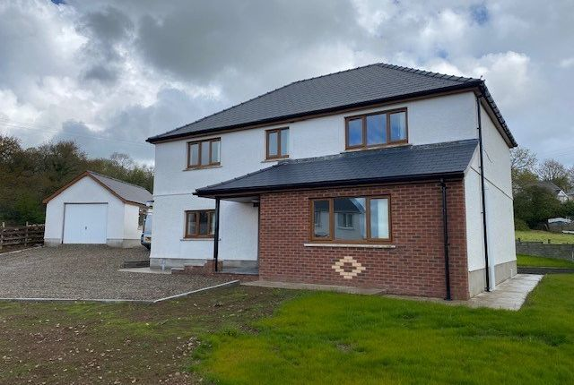 Detached house for sale in Adpar, Newcastle Emlyn SA38