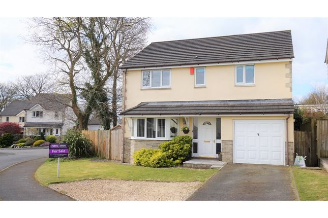 Thumbnail Detached house for sale in Hessary View, Tavistock