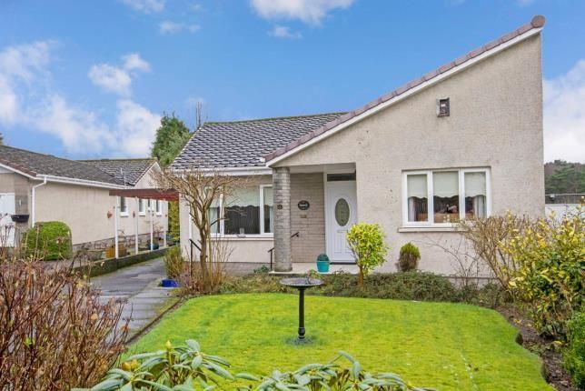 Thumbnail Bungalow for sale in Amochrie Drive, Paisley, Renfrewshire