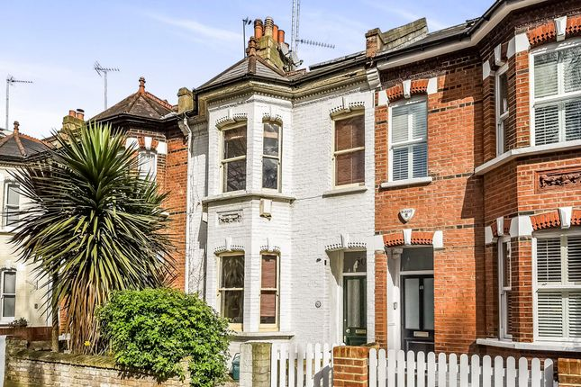 Thumbnail Flat for sale in Silver Crescent, Chiswick, London