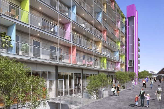2 bed flat for sale in Station House, 6 Carriage Way, Deptford, London
