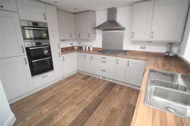 Kitchen of Elkstone Avenue, Barrow-In-Furness LA14