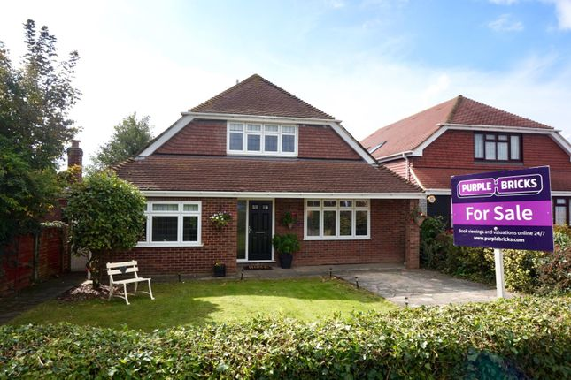 Thumbnail Detached house for sale in Lewis Road, Istead Rise