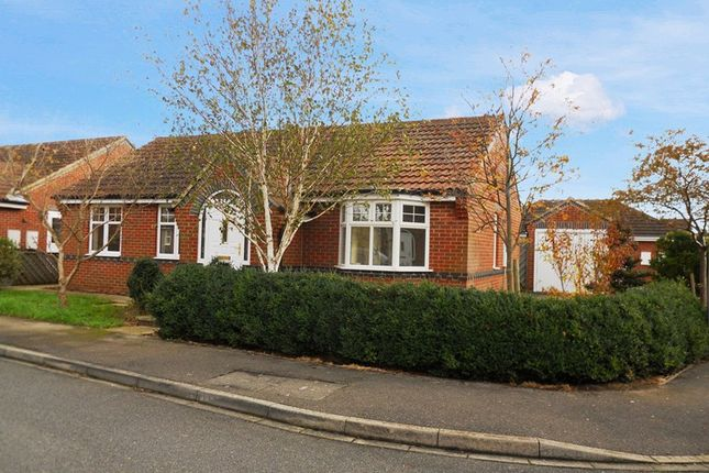 Thumbnail Detached bungalow for sale in Andrew Lane, Hedon, Hull