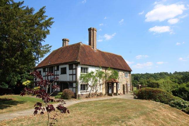 Thumbnail Detached house to rent in Borders Lane, Etchingham