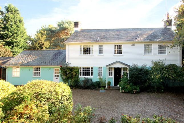 Thumbnail Detached house for sale in Cotchford Lane, Hartfield, East Sussex
