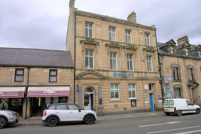 Retail premises to let in Townfoot, Rothbury, Morpeth