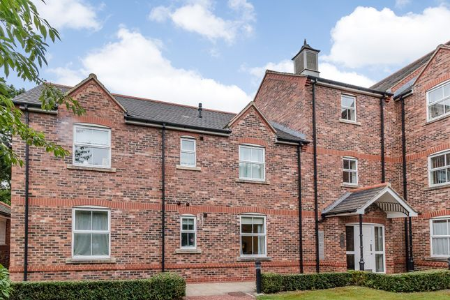 Thumbnail Flat for sale in Witham Lodge, Witham Avenue, Stockton-On-Tees