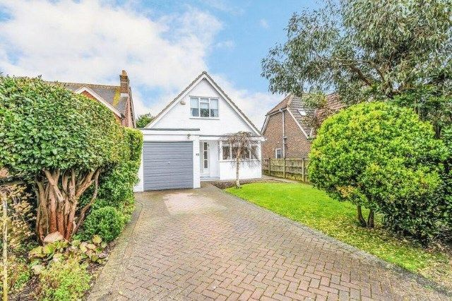 Thumbnail Detached house for sale in Newport Drive, Fishbourne, Chichester, West Sussex