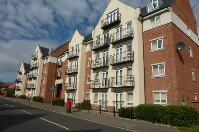 Thumbnail Flat to rent in Rowleys Mill, Uttoxeter New Road, Derby