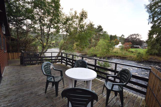 Thumbnail Detached bungalow for sale in Invertilt Road, Bridge Of Tilt, Blair Atholl, Pitlochry