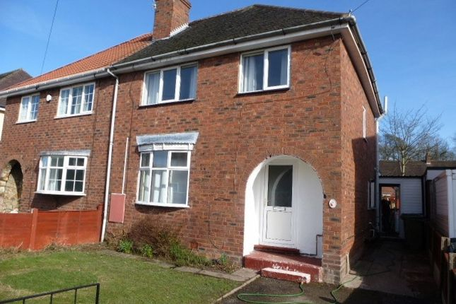 Thumbnail Semi-detached house to rent in South Crescent, Featherstone, Wolverhampton
