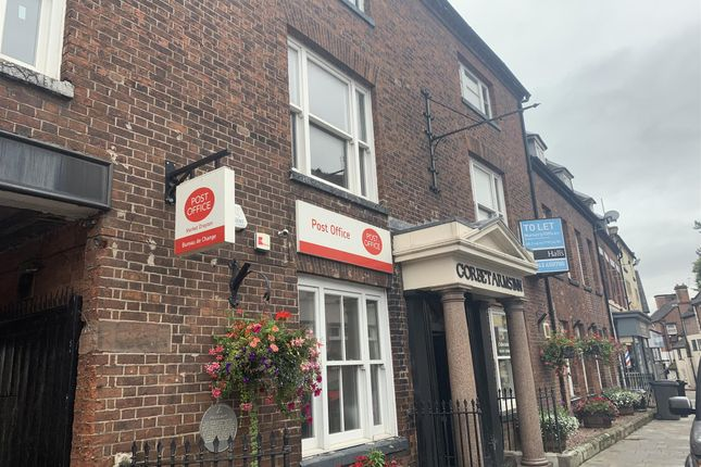Thumbnail Retail premises for sale in High Street, Market Drayton