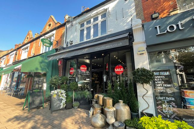 Thumbnail Retail premises for sale in 22 The Parade, Claygate, Esher