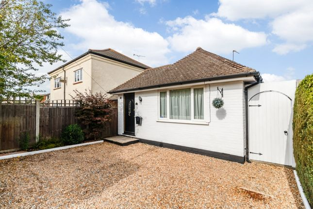 Thumbnail Detached bungalow for sale in Lower Guildford Road, Woking, Surrey