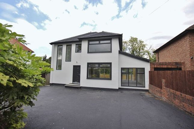 Thumbnail Detached house for sale in Manor Drive, Upton, Wirral