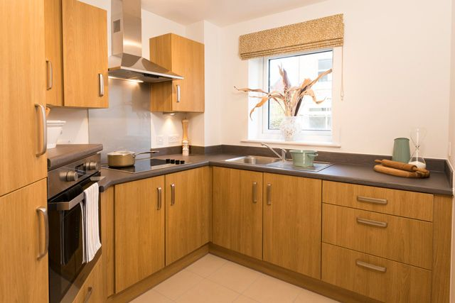 Thumbnail Property to rent in Latham Court, Middlewich Road, Sandbach
