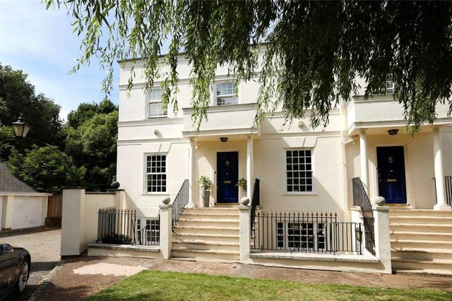 Thumbnail End terrace house for sale in Seaton Close, Putney Heath