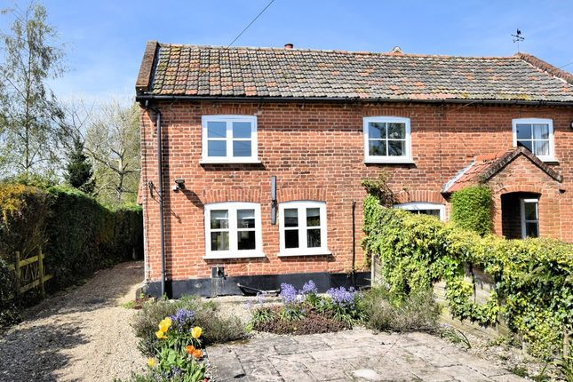 Thumbnail Cottage to rent in Holt Road, Hoe, Dereham
