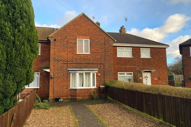 Thumbnail Terraced house for sale in Stephenson Way, Corby