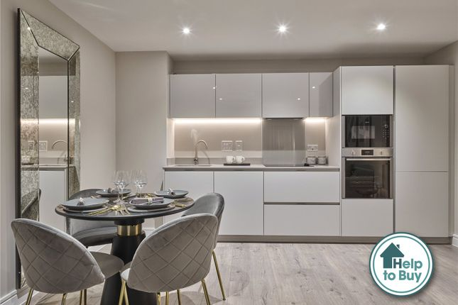 Thumbnail Flat for sale in Luna St. James, St James Road, Brentwood, Essex