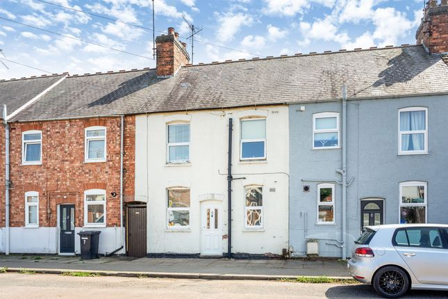 Thumbnail Terraced house for sale in Lower King Street, Desborough, Kettering