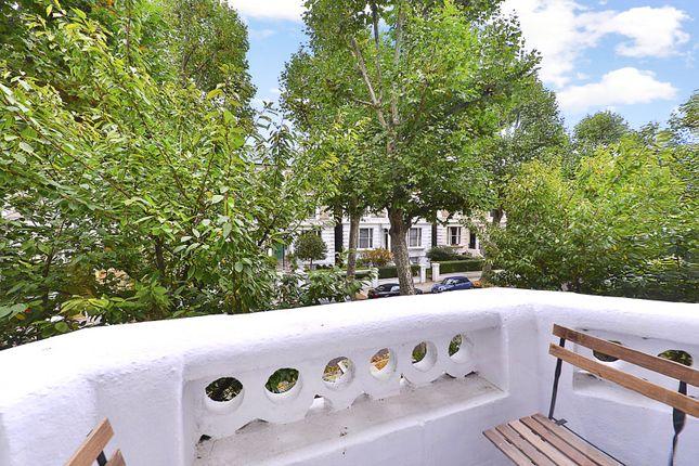 Balcony of Bassett Road, London W10