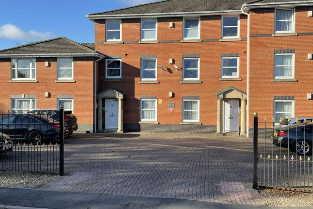 2 bed flat for sale in Dalby Road, Melton Mowbray LE13