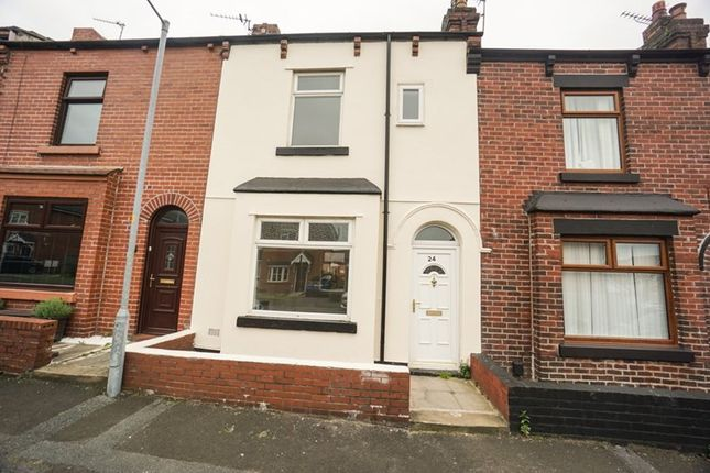Thumbnail Terraced house to rent in Panton Street, Horwich, Bolton